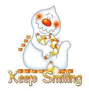 Keep Smiling - CandyCornGhost