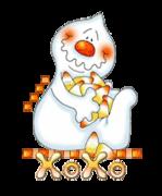 XoXo - CandyCornGhost