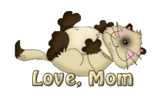 Love, Mom - KittySitUps