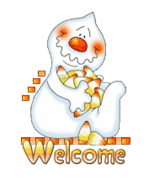 Welcome - CandyCornGhost
