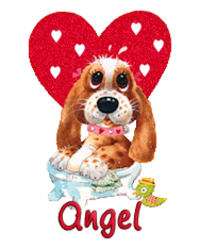 Angel - ValentinePup2016