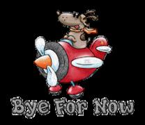 Bye For Now - DogFlyingPlane