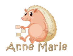 Anne Marie - CutePorcupine