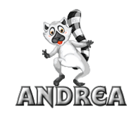 Andrea - RaccoonStepOnName
