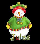 Jules - ChristmasJugler
