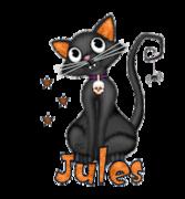 Jules - HalloweenKittySitting
