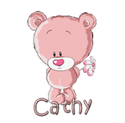 Cathy - ShyTeddy