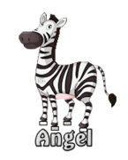 Angel - DancingZebra