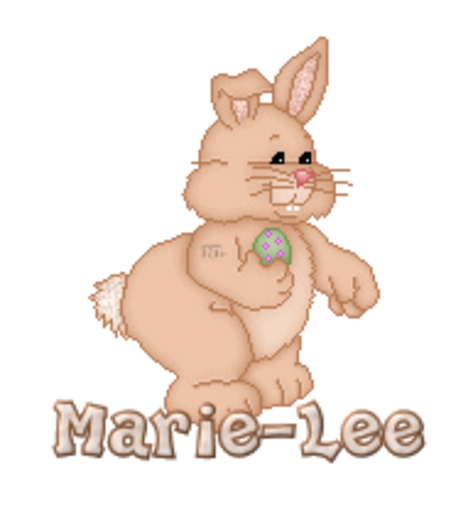 Marie-Lee - BunnyWithEgg