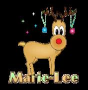Marie-Lee - ChristmasReindeer