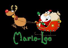 Marie-Lee - SantaSleigh