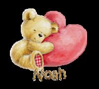 Noah - ValentineBear2016