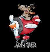 Alice - DogFlyingPlane