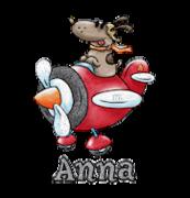Anna - DogFlyingPlane