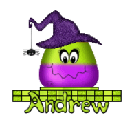 Andrew - CandyCornWitch