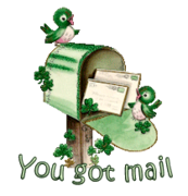 You got mail - StPatrickMailbox16