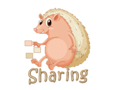 Sharing - CutePorcupine