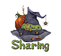Sharing - CuteWitchesHat