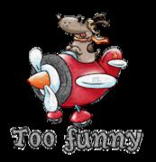 Too funny - DogFlyingPlane