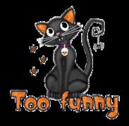 Too funny - HalloweenKittySitting