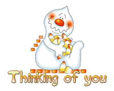 Thinking of you - CandyCornGhost