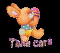 Take care - EasterBunnyWithEgg16