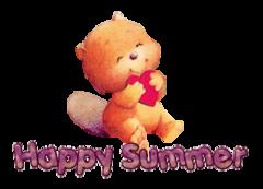 Happy Summer - BeaverLove