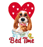 Bed Time - ValentinePup2016