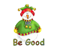Be Good - ChristmasJugler