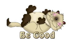 Be Good - KittySitUps