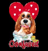 Confused - ValentinePup2016