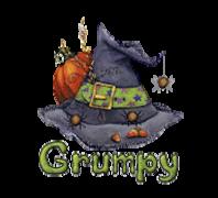 Grumpy - CuteWitchesHat