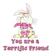 You are a Terrific Friend - Squeeeeez