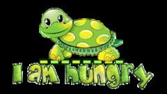 I am hungry - CuteTurtle