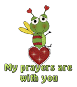 My prayers are with you - BeeHeart