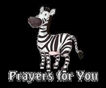 Prayers for You - DancingZebra