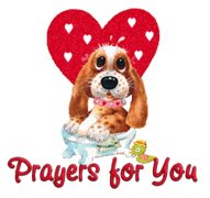 Prayers for You - ValentinePup2016