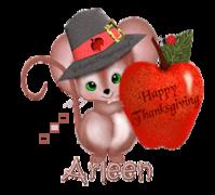 Arleen - ThanksgivingMouse