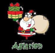 Aglarien - SantaDeliveringGifts
