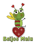 Beijos Malu - BeeHeart