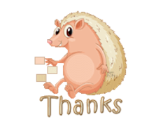 Thanks - CutePorcupine