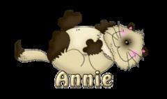 Annie - KittySitUps