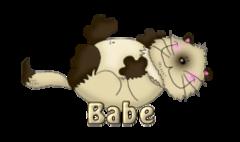 Babe - KittySitUps