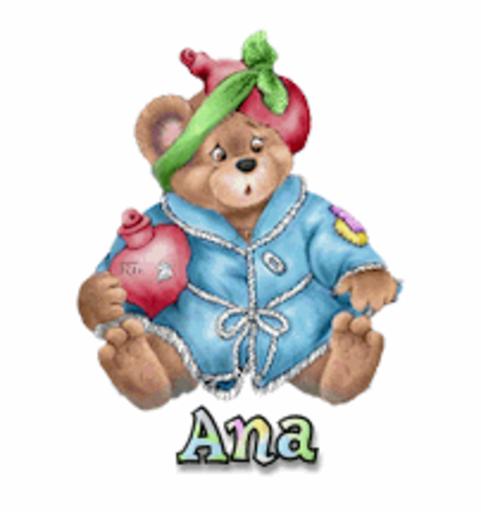 Ana - BearGetWellSoon