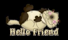 Hello Friend - KittySitUps