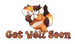 Get Well Soon - GigglingKitten