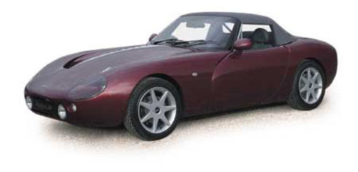 2000 TVR Griffith 500
