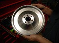 Steel flywheel SA81S