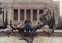 John touring IU with Marty 1982