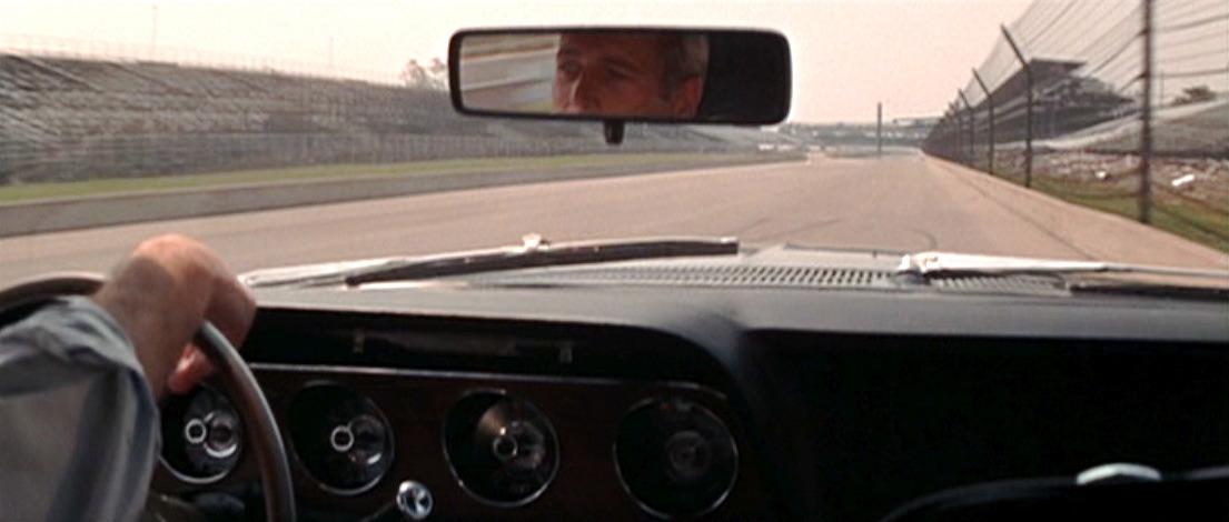 Indy Speedway tour in '68 Thunderbird
